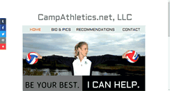 Preview of campathletics.net